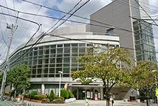 区立図書館・ふるさと文化館