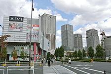 南千住駅東口再開発地区