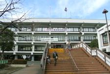 葛飾区役所