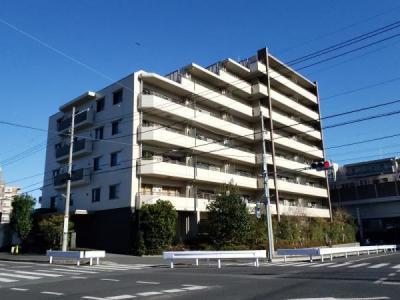 「東松戸」駅徒歩4分の立地