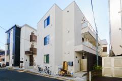 アパート下板橋一棟売りアパート東京都板橋区熊野町東武東上線下板橋駅2億2980万円